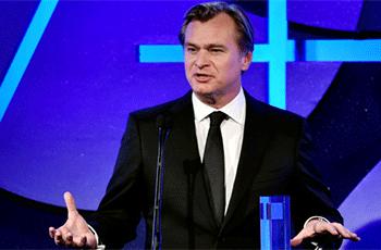 Christopher Nolan Joins Film Foundation Board